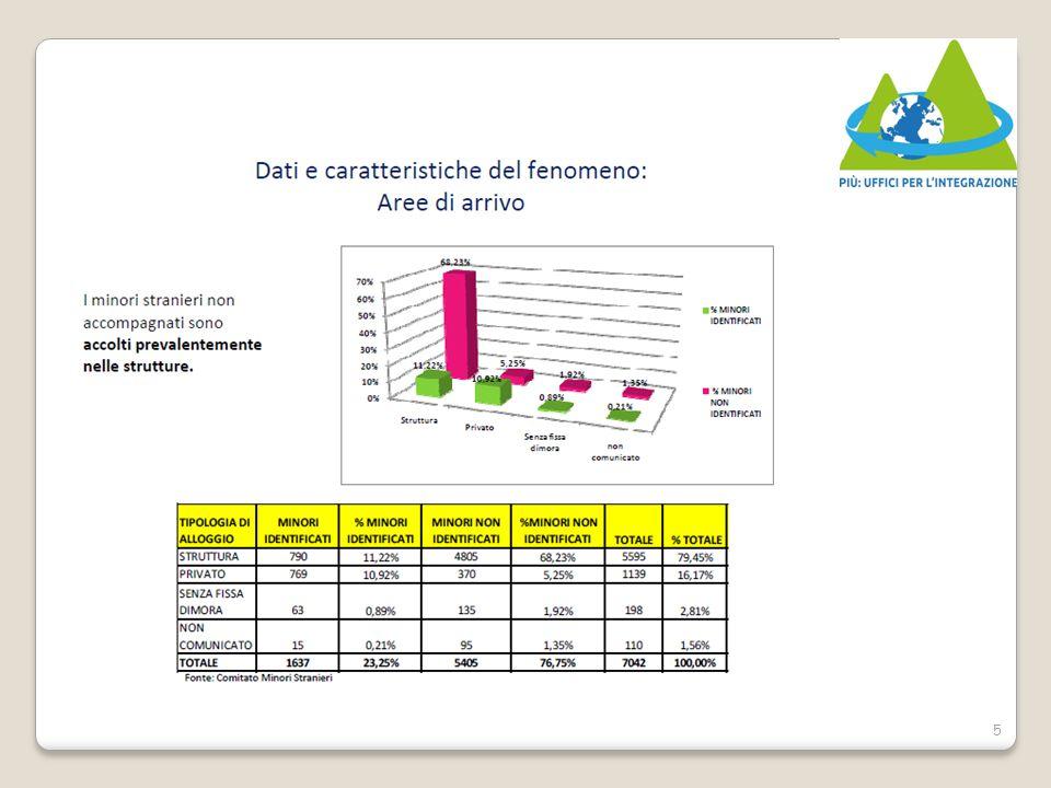 Servizi e politiche da attivare I mediatori culturali all interno del Servizio Minori Stranieri svolgono il ruolo di figura ponte tra gli operatori italiani e gli utenti stranieri.