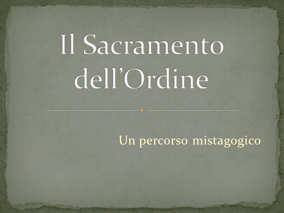 Il mandato del papa autorizza l'ordinazione del nuovo vescovo ed è segno di comunione con la sede di Pietro e quindi con la Chiesa universale.