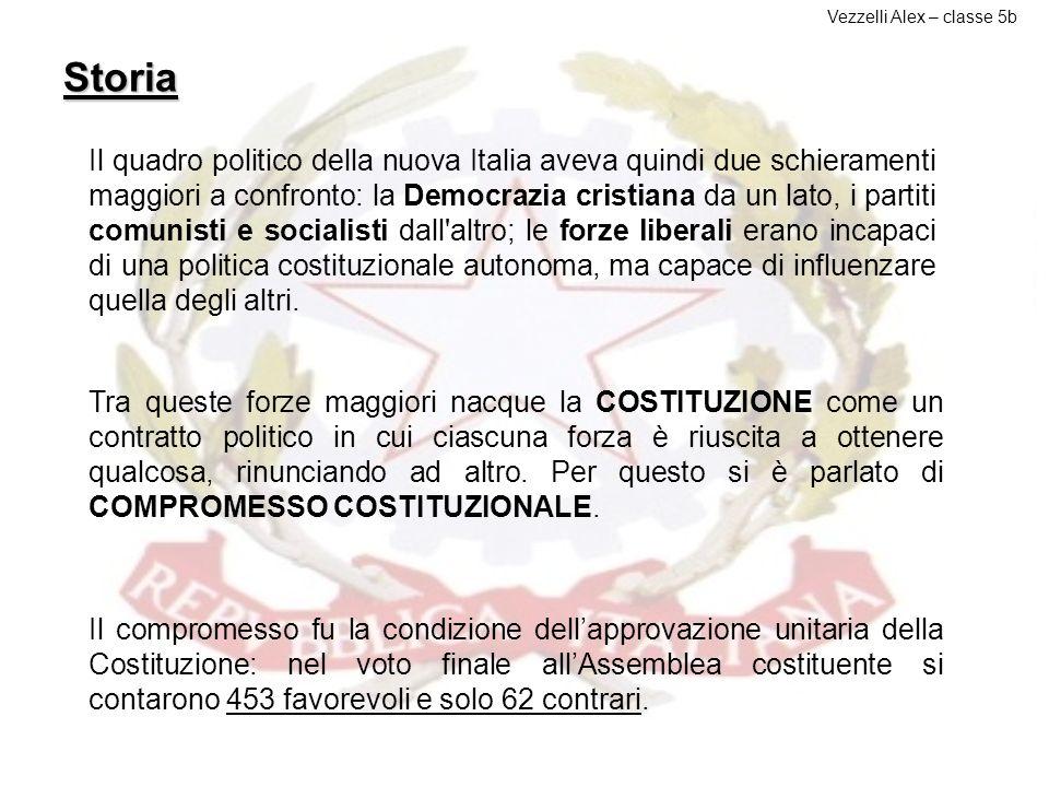 Storia Il referendum del 2 giugno diede tali risultati per l'assemblea costituente Democrazia cristiana: 37,2% Partito socialista (PSIUP): 20,7% Parti