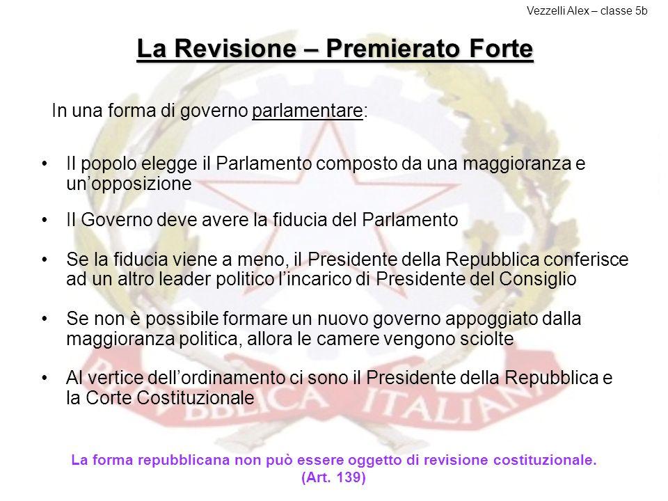 PARLAMENTO POPOLO PRESIDENTE DEL CONSIGLIO GOVERNO PARTITI POLITICI PRESIDENTE DELLA REPUBBLICA FIDUCIA POTERE DI SCIOGLIMENTO ANTICIPATO DELLE CAMERE