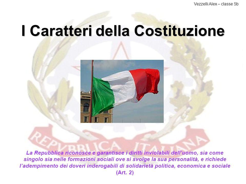 Che cos'è La Costituzione italiana è il documento che, posto al di sopra di tutte le leggi dello Stato, tutela il cittadino in ogni aspetto della sua