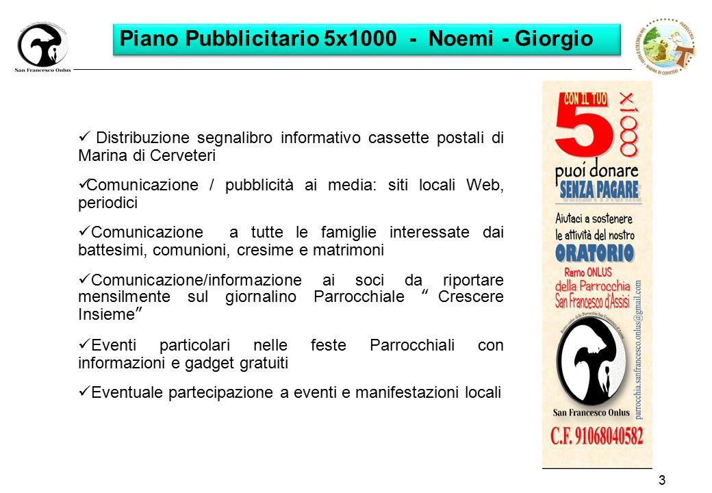 3 Distribuzione segnalibro informativo cassette postali di Marina di Cerveteri Comunicazione / pubblicità ai media: siti locali Web, periodici Comunic