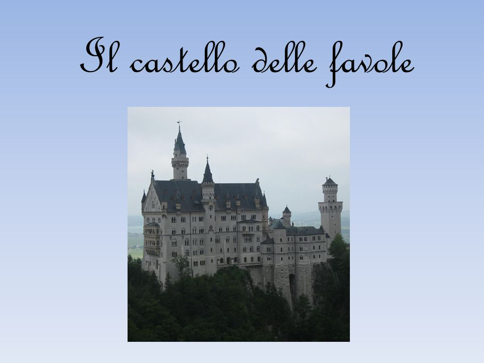 Il castello delle favole