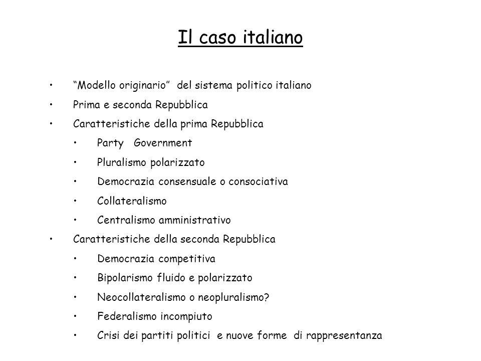 Indicazioni per la relazione sulla lettura dei giornali Scegliete un processo tra quelli che ritenete sicuramente politici relativi all'Italia (possibilmente coordinatevi in modo da non scegliere tutti lo stesso processo!).
