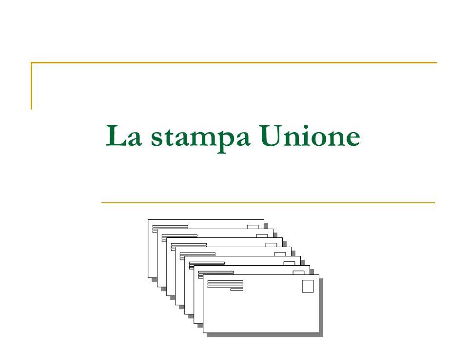 La stampa Unione