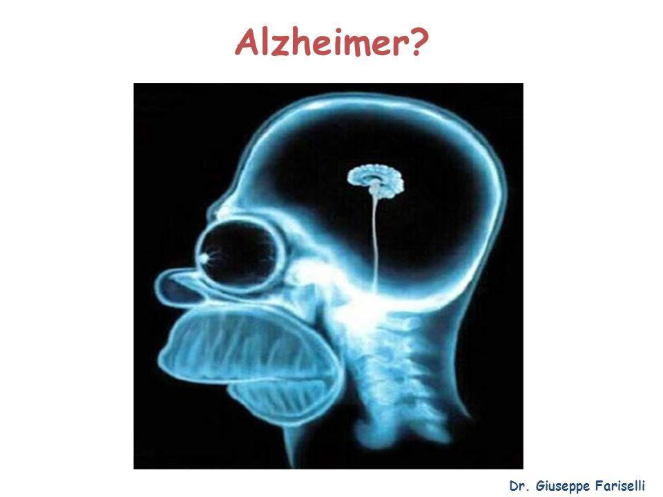 Alzheimer? Dr. Giuseppe Fariselli