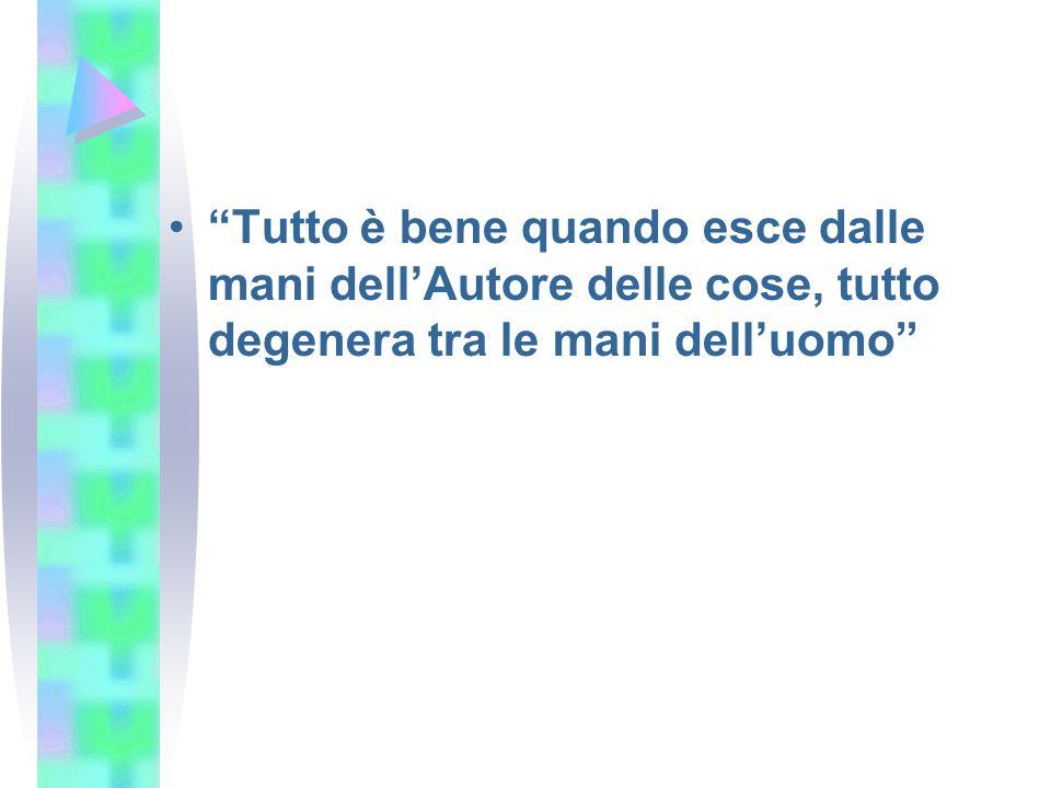 DISCORSO SULLE SCIENZE E SULLE ARTI (1750) ACCADEMIA DI DIGIONE: LA RINASCITA DELLA SCIENZA E DELLE ARTI HA CONTRIBUITO A RENDERE MIGLIORI I COSTUMI? .