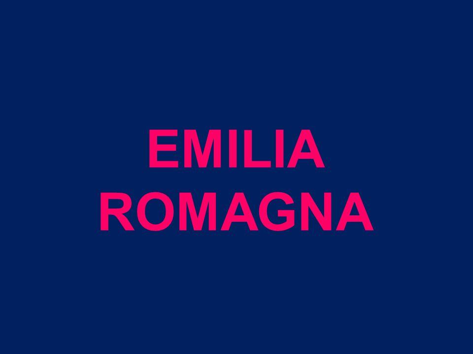PIATTI TIPICI L Emilia e la Romagna hanno tradizioni, usi alimentari e culinari in diversi casi differenti.