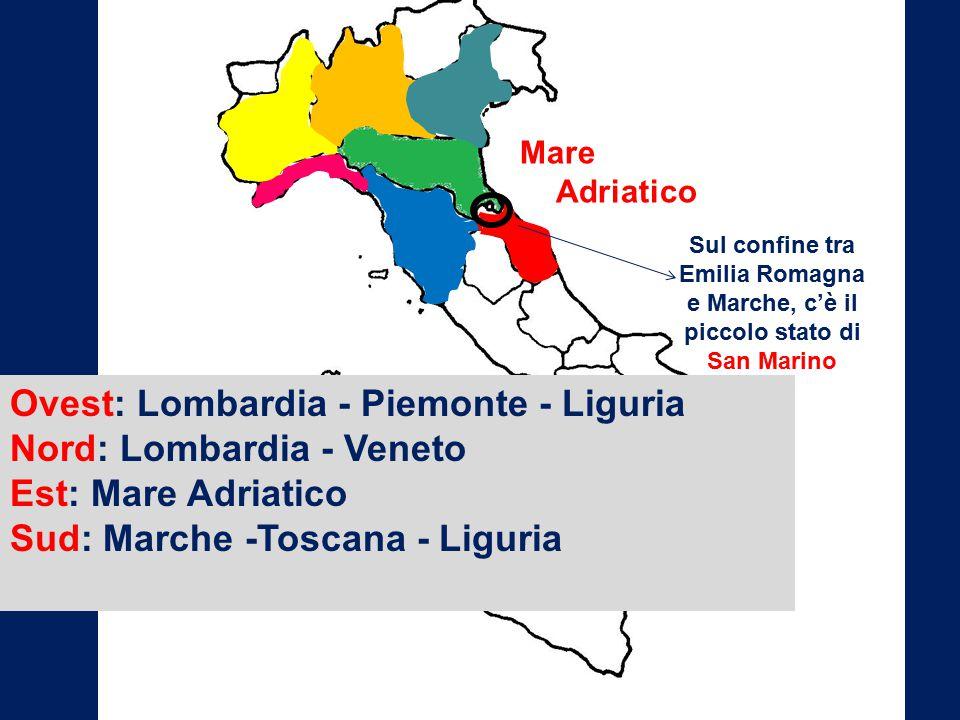 L'Emilia Romagna deve il suo nome alla Via Emilia, la grande arteria stradale romana realizzata nel II secolo a.C.