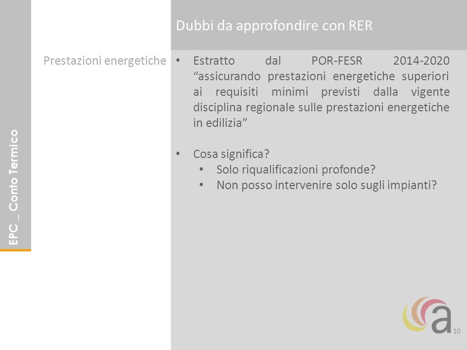 Estratto dal POR-FESR 2014-2020 assicurando prestazioni energetiche superiori ai requisiti minimi previsti dalla vigente disciplina regionale sulle prestazioni energetiche in edilizia Cosa significa.