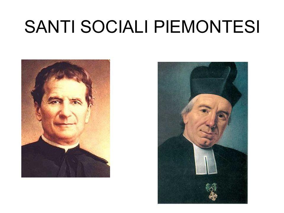 SANTI SOCIALI PIEMONTESI
