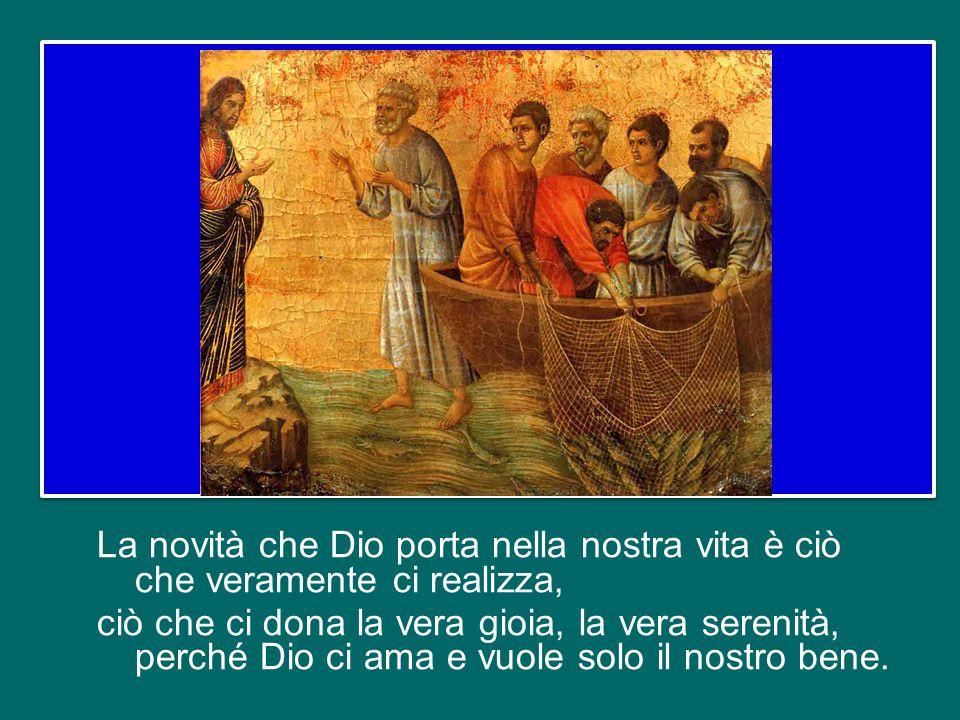 Noè costruisce un'arca deriso da tutti e si salva; Abramo lascia la sua terra con in mano solo una promessa; Mosè affronta la potenza del faraone e gu