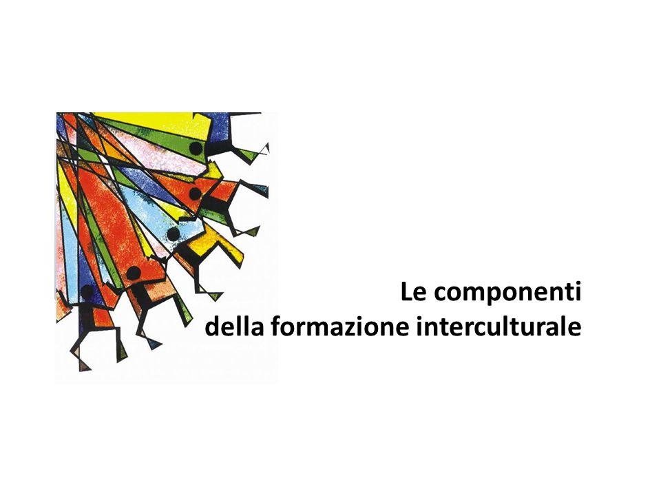 Le componenti della formazione interculturale