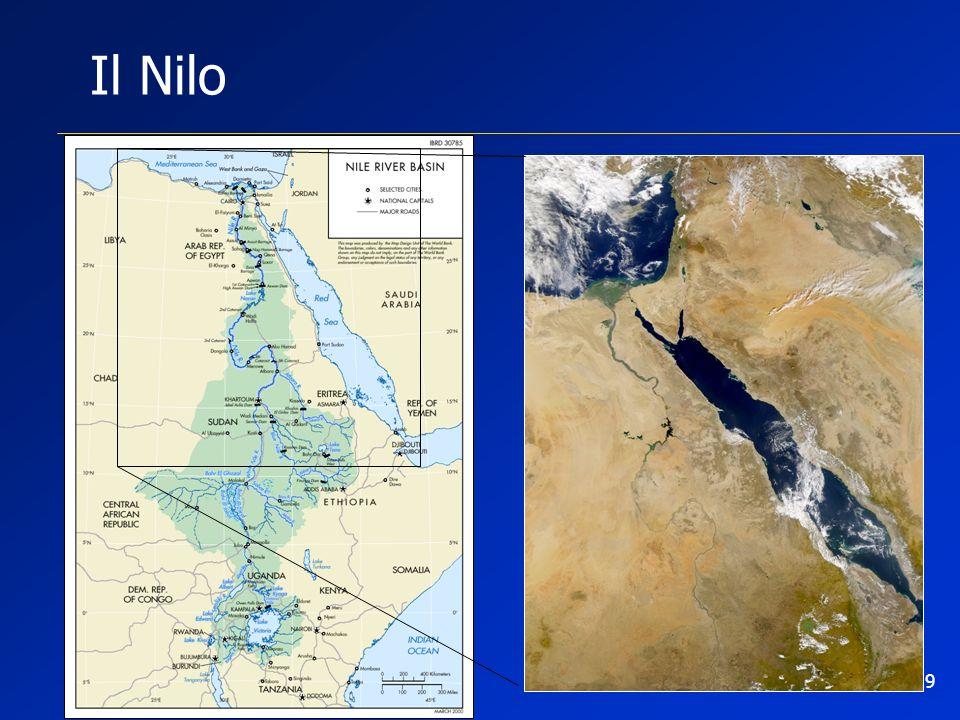 19 Il Nilo