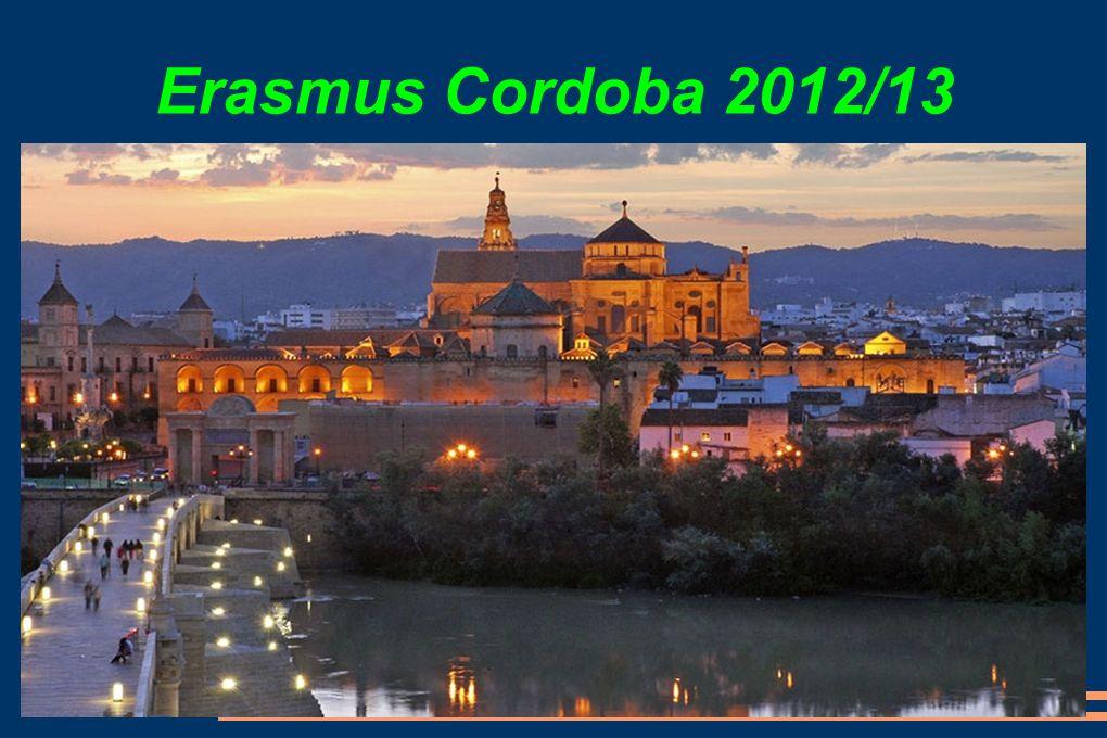 Erasmus Cordoba 2012/13