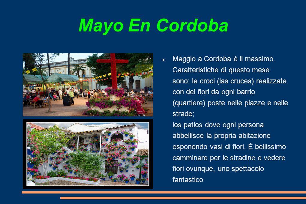 Mayo En Cordoba Maggio a Cordoba è il massimo.