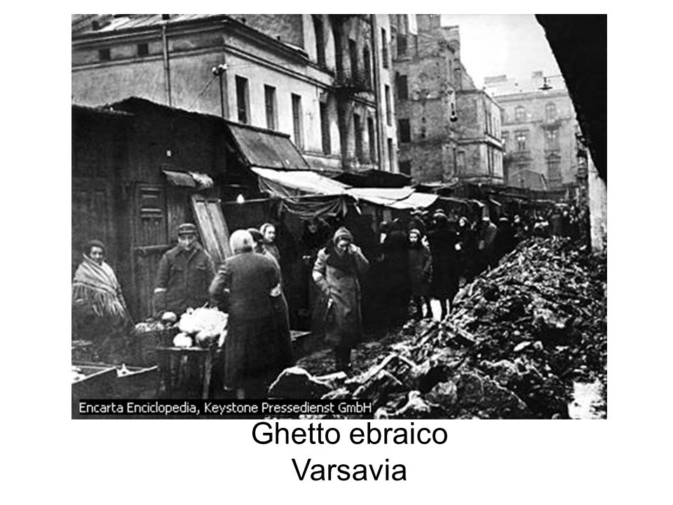 Ghetto ebraico Varsavia