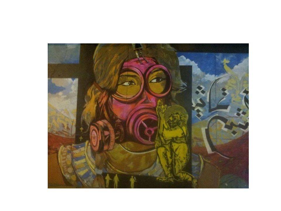 Brigades Mona Lisa, collettivo di giovani artisti del Cairo