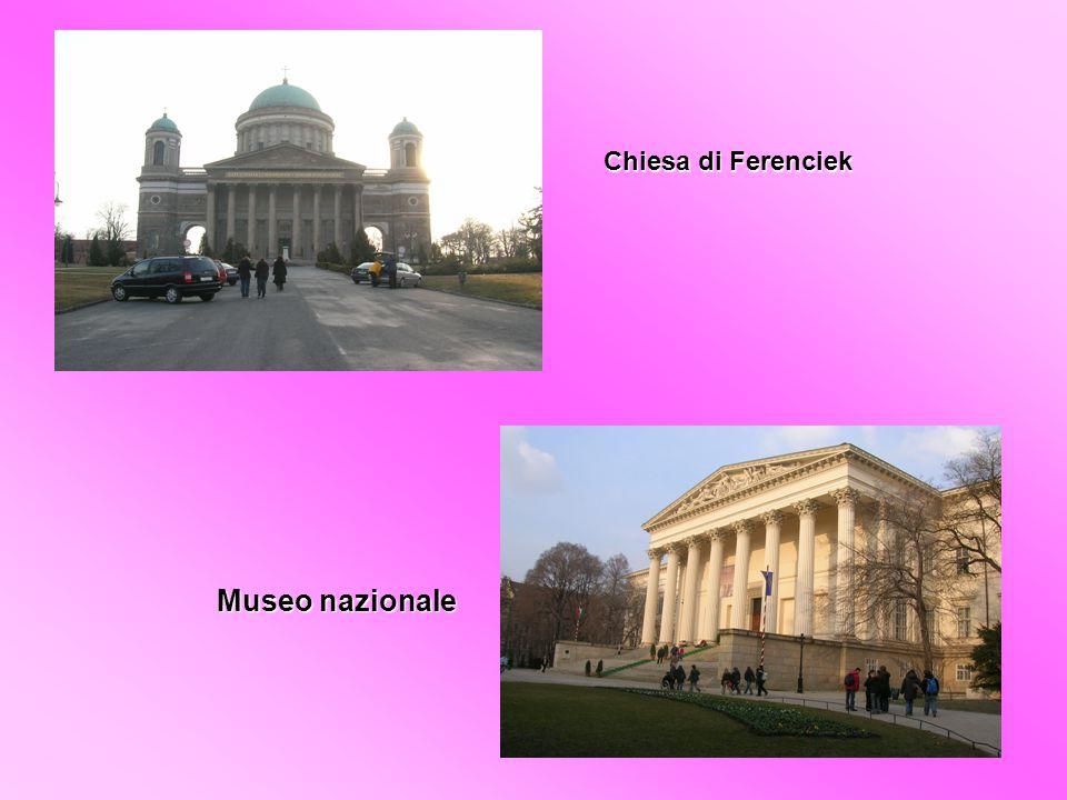 Museo nazionale Chiesa di Ferenciek