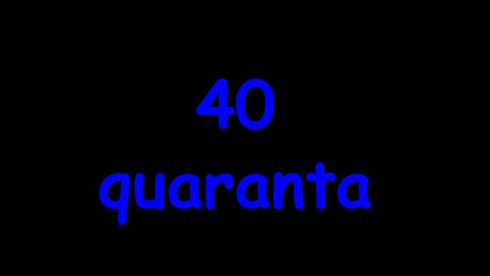 quaranta