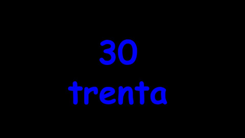 trenta