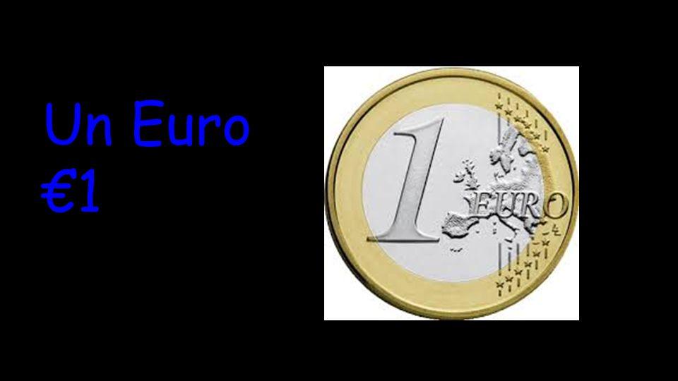 Un Euro €1