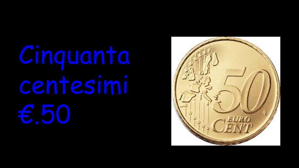 Cinquanta centesimi €.50