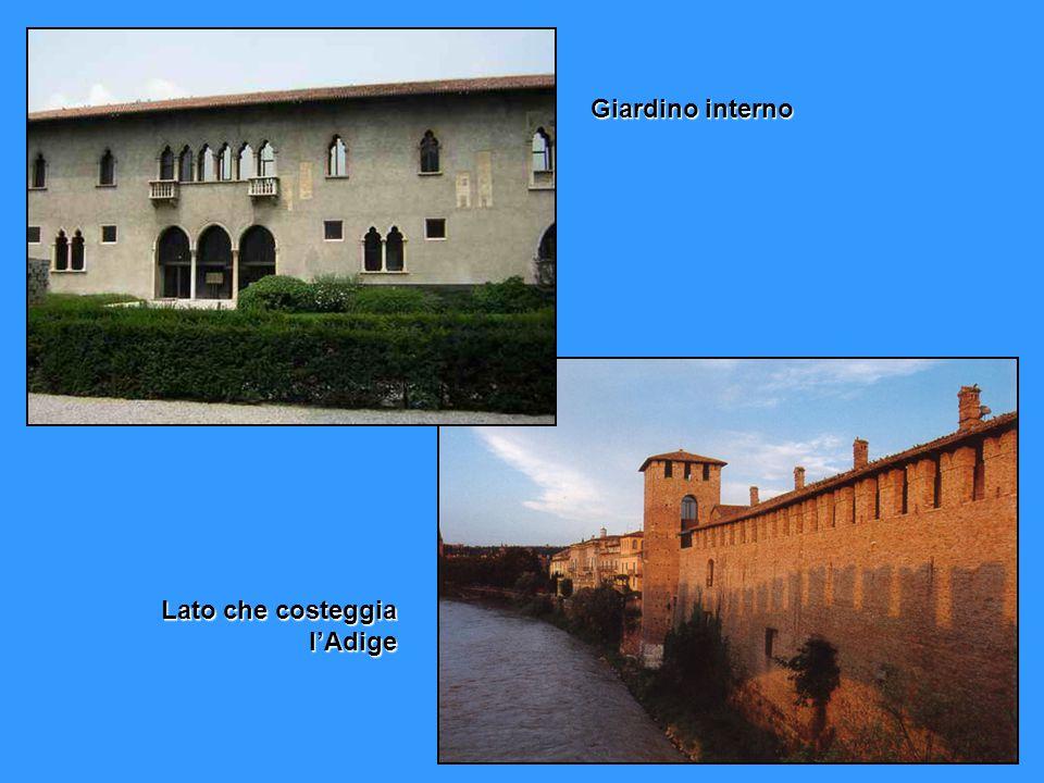 Ingresso principale Ponte sull'Adige
