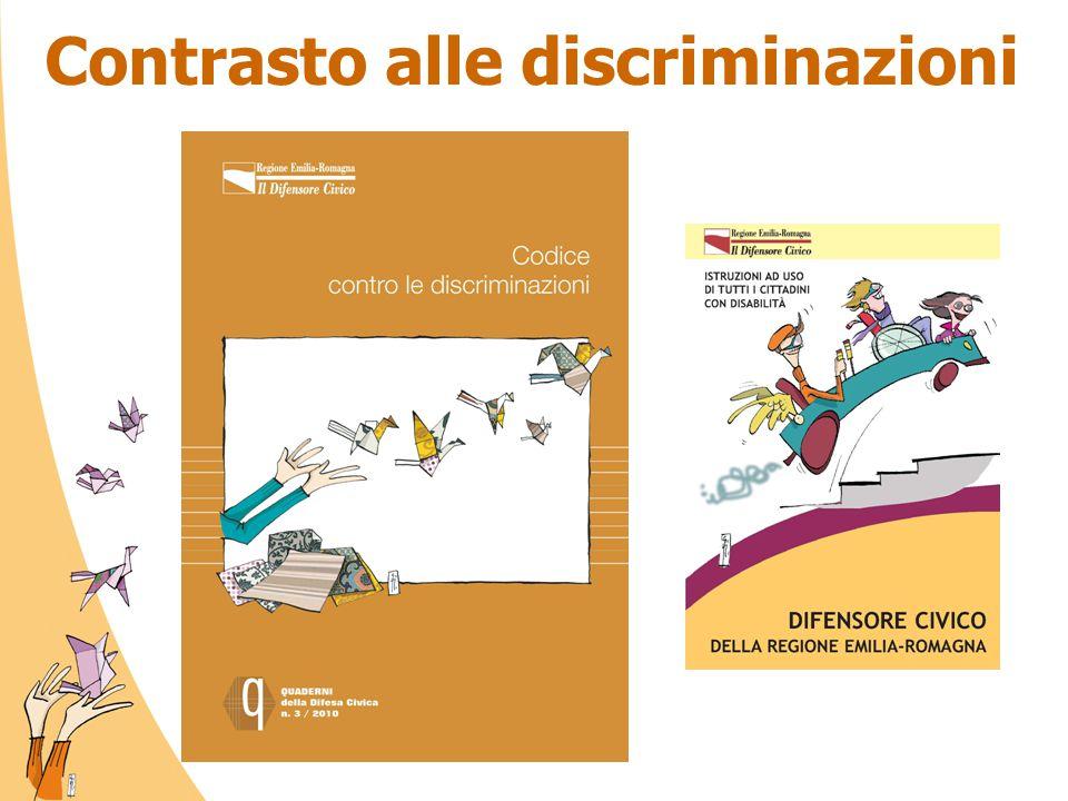 Contrasto alle discriminazioni