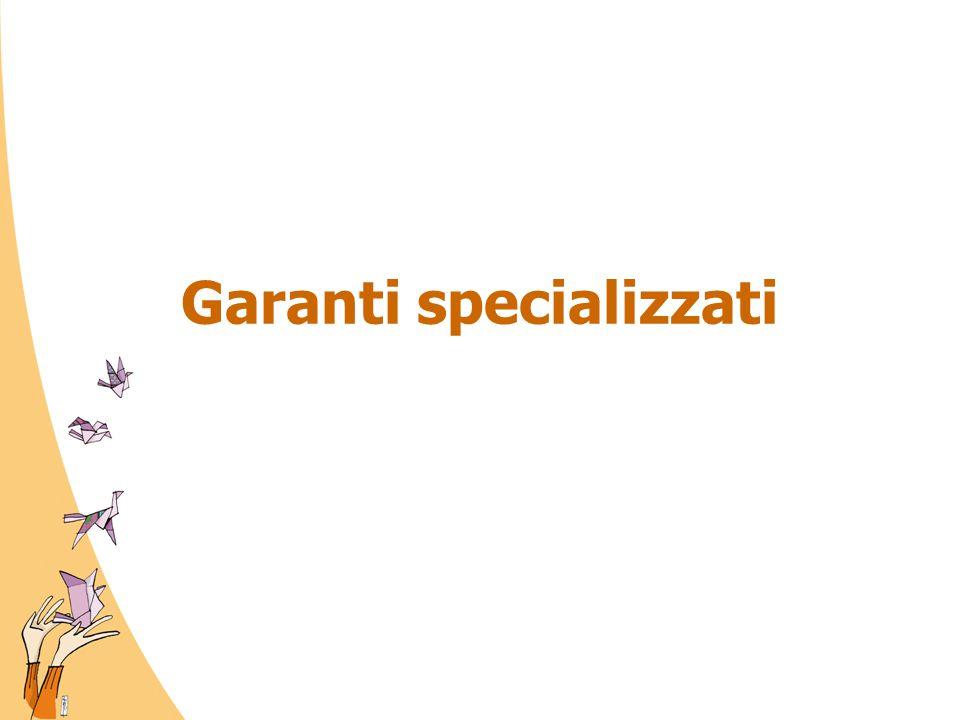 Garanti specializzati