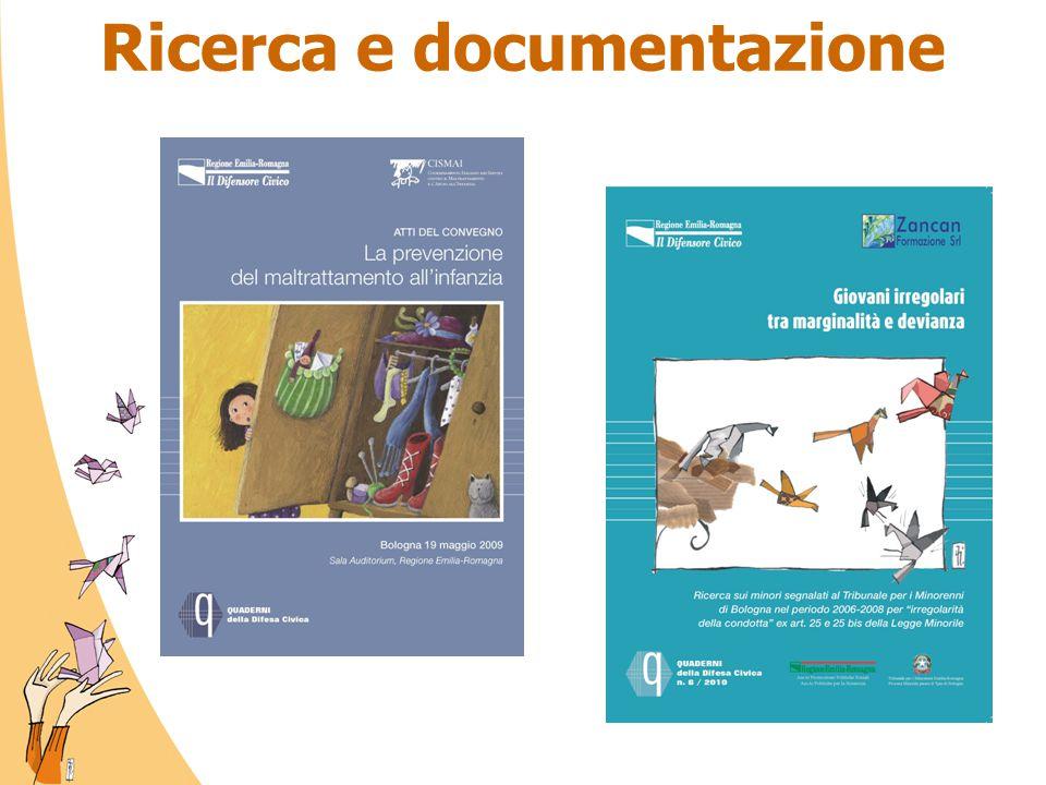 Ricerca e documentazione
