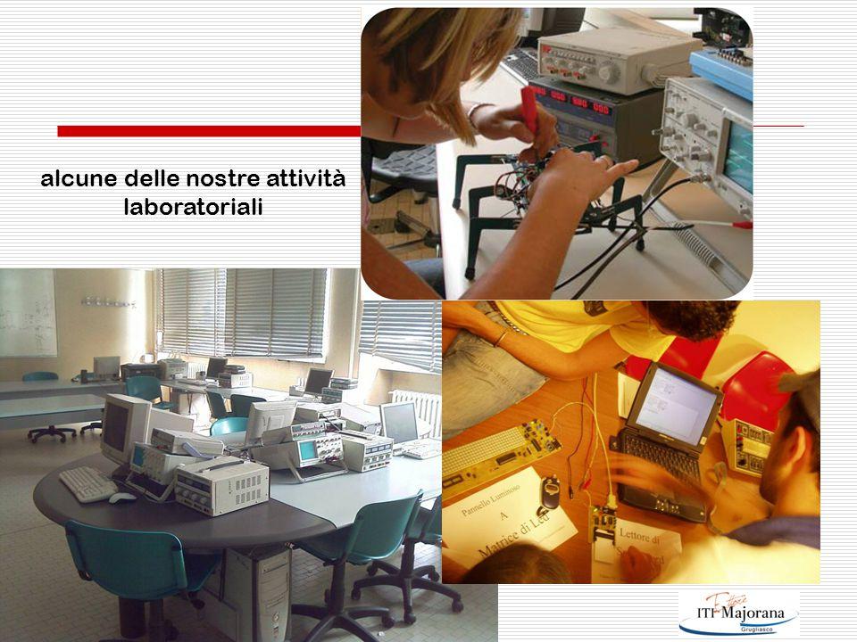 Città di Grugliasco alcune delle nostre attività laboratoriali