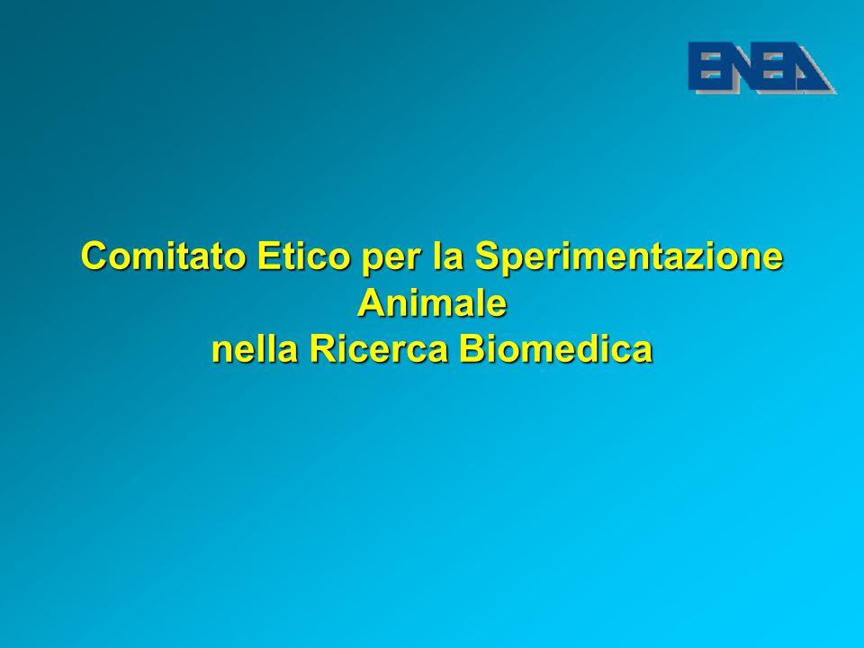Comitato Etico per la Sperimentazione Animale nella Ricerca Biomedica