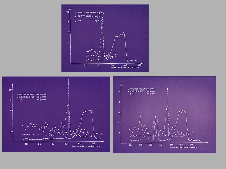 Effetto dello stadio del ciclo sull 'intervallo PGF – estro g10 g18 PGF2a