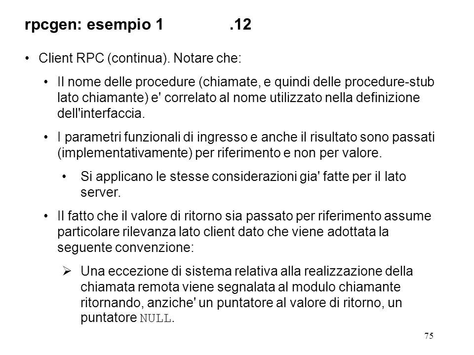 75 Client RPC (continua).