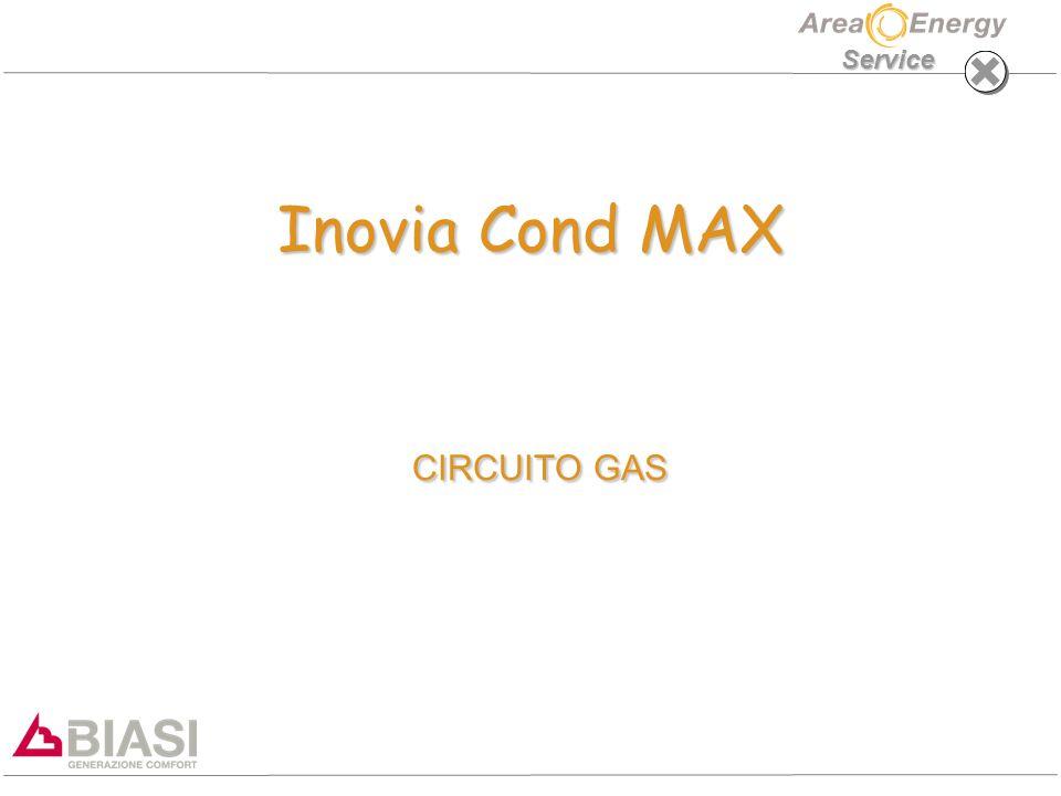 Service Inovia Cond MAX CIRCUITO GAS Inovia Cond MAX CIRCUITO GAS