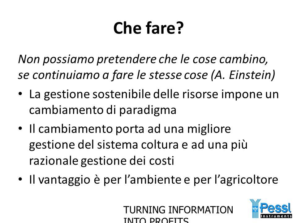 TURNING INFORMATION INTO PROFITS Grazie Per informazioni: Federico Fantin: federico.fantin@metos.at Andrea Lari: andrea.lari@metos.atfederico.fantin@metos.atandrea.lari@metos.at