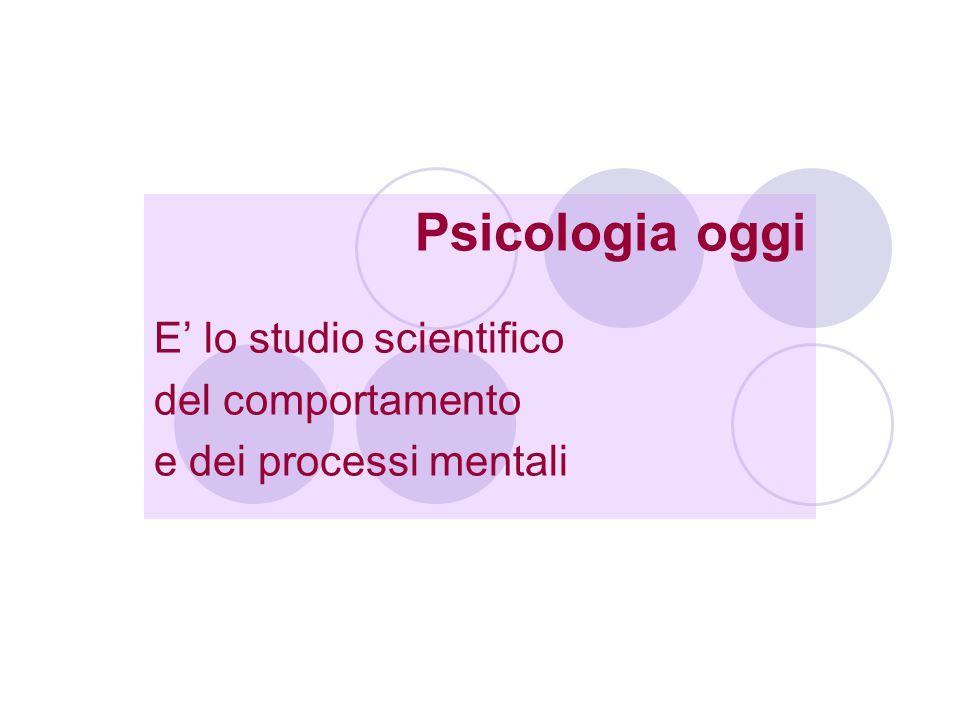 Correnti in psicologia: Primo cognitivismo TOTE (Miller, Galanter, Pribram, 1960): modello cognitivo del comportamento (risultato di un problem solving e un piano di azione), 4 fasi: 1)Test (valuto gli elementi dell'ambiente e la loro congruenza con lo scopo); 2)Operate (se sono congruenti: passo all'azione); 3)Test (se non sono congruenti, ritesto la situazione); 4)Exit (concludo l'azione).