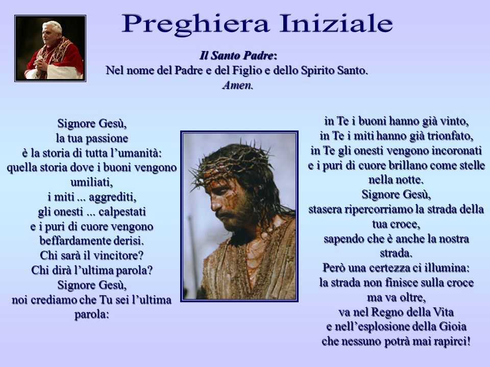 di Sua Eccellenza Reverendissima Mons. ANGELO COMASTRI Vicario Generale di Sua Santità per la Città del Vaticano Presidente della Fabbrica di San Piet