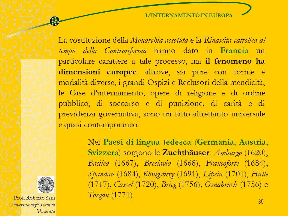35 La costituzione della Monarchia assoluta e la Rinascita cattolica al tempo della Controriforma hanno dato in Francia un particolare carattere a tal