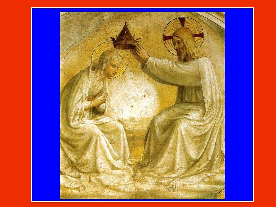 «Maria fu assunta alla gloria celeste e dal Signore esaltata come Regina dell'universo, perché fosse più pienamente conformata al suo Figlio» ( Lumen gentium, 59).