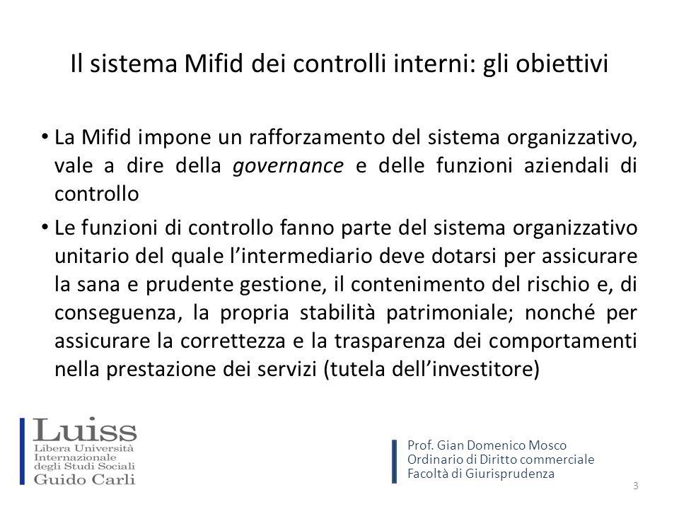 L'organo con funzione di supervisione strategica (A.U.