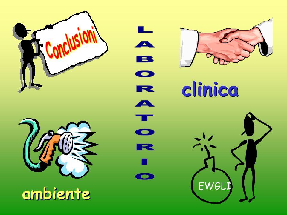clinica clinica EWGLI ambiente ambiente