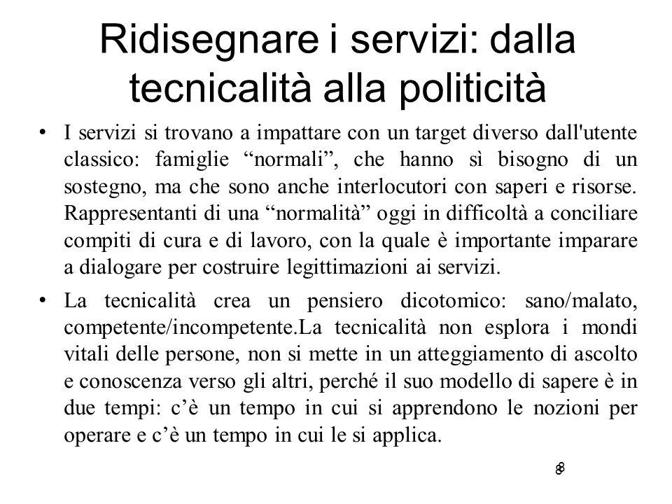 NUOVE GRAMMATICHE DI LAVORO SOCIALE 1.Il realismo critico, 2.