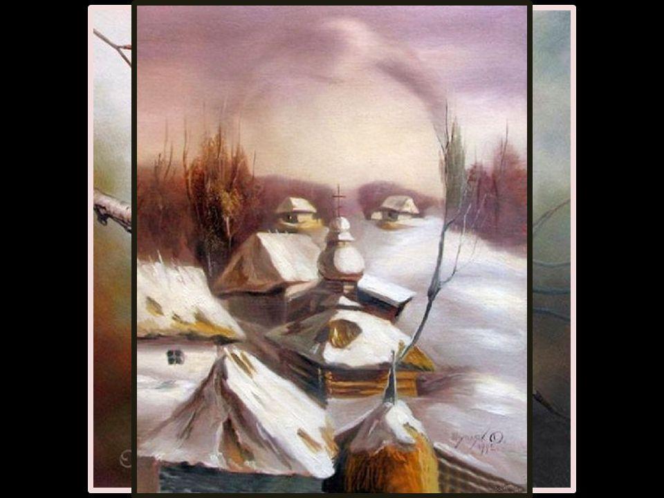 Oleg Shuplyak è un talentuoso artista ucraino maestro di illusione ottica Nei suoi incredibili dipinti ad olio, trasforma le sue opere in straordinari inganni.