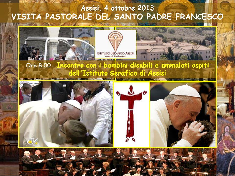 Ore 19,06 - 13 Marzo 2013, il cardinale argentino Jorge Mario Bergoglio è P PP Papa Francesco.
