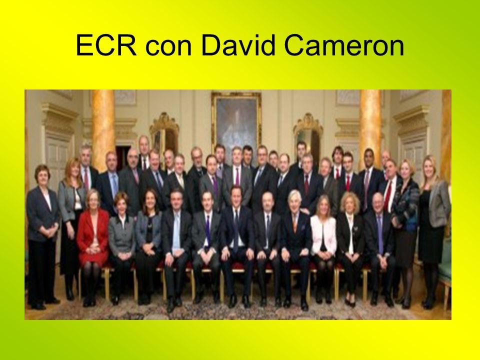 ECR con David Cameron