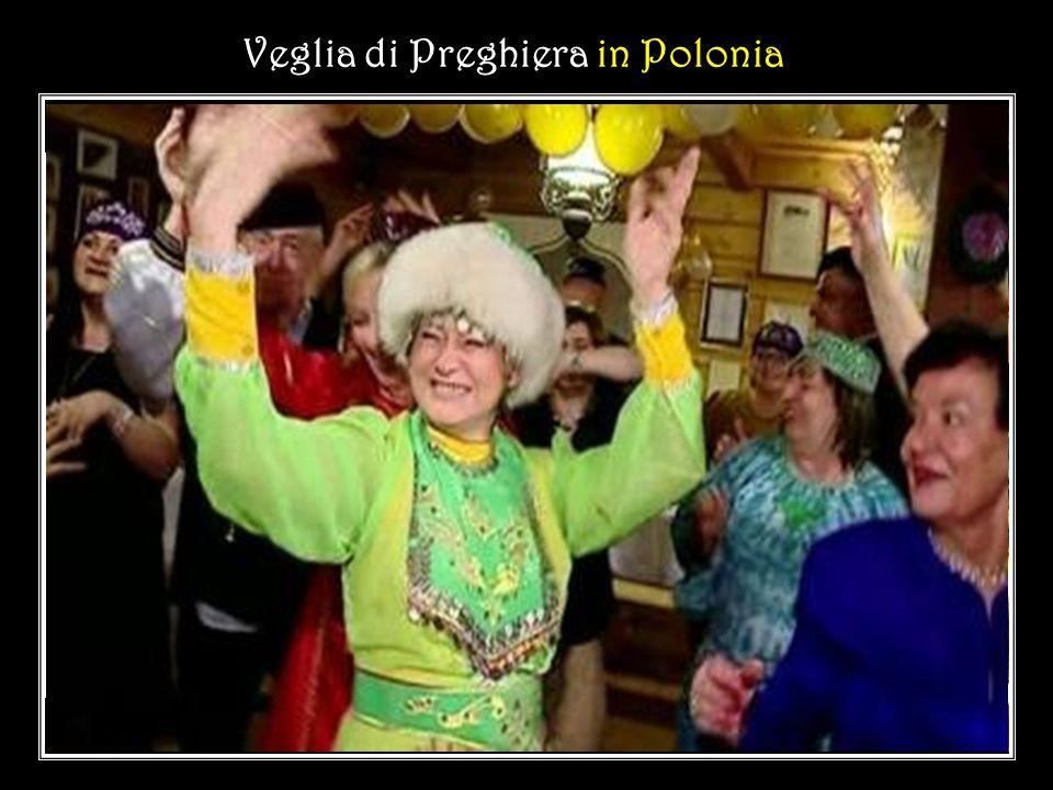 Veglia di Preghiera in Polonia Veglia di Preghiera in Polonia