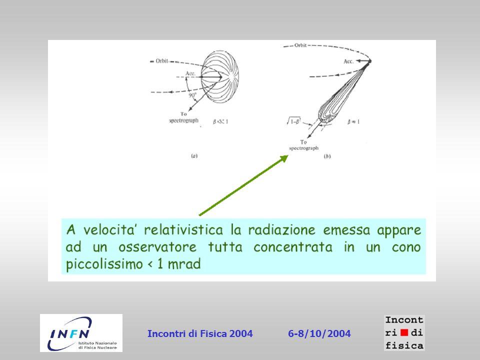 Incontri di Fisica 20046-8/10/2004