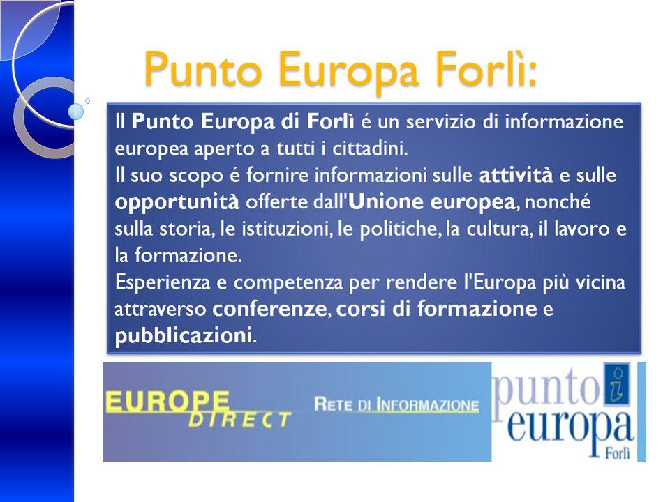 Punto Europa Forlì: